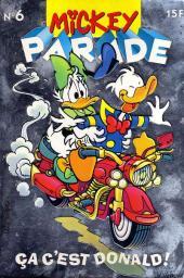 Mickey Parade -210- Ça c'est Donald ! (N°6)