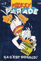 Mickey Parade -211- Ça c'est Donald ! (N°7)
