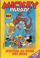 Mickey Parade -227- Mystère au fond des mers