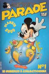 Mickey Parade -236- Planète 2000 (N°1)