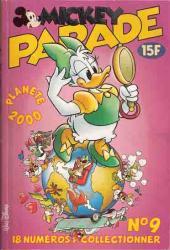 Mickey Parade -244- Planète 2000 (N°9)