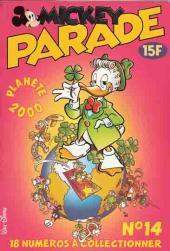 Mickey Parade -249- Planète 2000 (N°14)