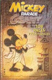Mickey Parade -281- Picsou : Panique et pyramides