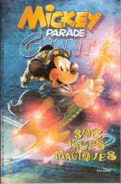Mickey Parade -282- Les hommes de l'A.N.P.E. : La Pieuvre par trois