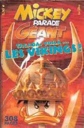 Mickey Parade -284- Tagada, voilà... les Vikings !