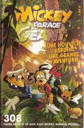 Mickey Parade -286- Une nouvelle héroïne une grande aventure