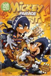 Mickey Parade -293- Le retour des Mariachi