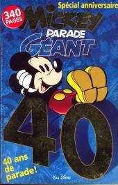 Mickey Parade -295- 40 ans de parade !