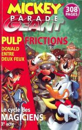 Mickey Parade -299- Pulp frictions - Donald entre 2 feux