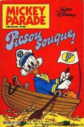 Mickey Parade -85- Picsou souque!