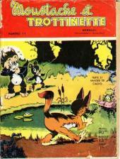 Moustache et Trottinette (Mensuel) -11- Le brigand de la Mare-Moussue