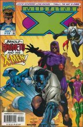 Mutant X -10- The x-men cometh