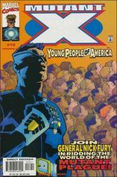 Mutant X -18- America's future