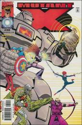 Mutant X -30- Blame canada