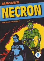 Couverture de Necron -INT2- Volume 2
