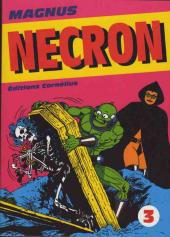 Couverture de Necron -INT3- Volume 3