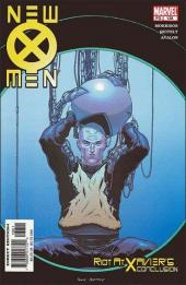 New X-Men (2001) -138- Riot at xavier's part 4 : the prime of miss emma frost