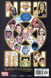 New X-Men (2001) -140- Murder at the mansion part 2