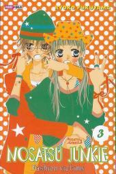 Nosatsu junkie -3- Tome 3