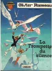 Olivier Rameau -8- La trompette du silence