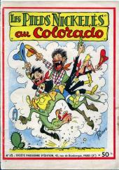 Les pieds Nickelés (3e série) (1946-1988) -15- Les Pieds Nickelés au Colorado