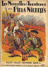Les pieds Nickelés (3e série) (1946-1988) -3- Ollé ! ollé ! Soyons gais !...