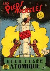 Les pieds Nickelés (3e série) (1946-1988) -40- Les Pieds Nickelés et leur fusée atomique