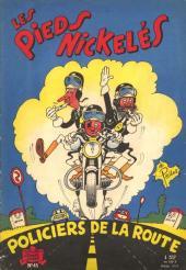 Les pieds Nickelés (3e série) (1946-1988) -45- Les Pieds Nickelés policiers de la route