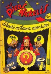 Les pieds Nickelés (3e série) (1946-1988) -46- Les Pieds Nickelés diseurs de bonne aventure