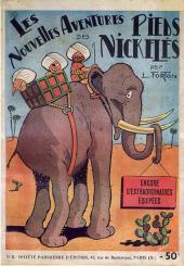Les pieds Nickelés (3e série) (1946-1988) -5- Encore d'extraordinaires équipées