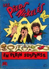 Les pieds Nickelés (3e série) (1946-1988) -53- Les Pieds Nickelés en plein suspense