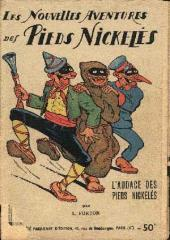 Les pieds Nickelés (3e série) (1946-1988) -6- L'audace des Pieds Nickelés