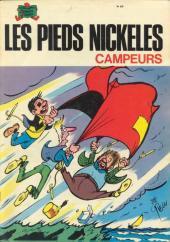 Les pieds Nickelés (3e série) (1946-1988) -63b- Les Pieds Nickelés campeurs