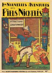 Les pieds Nickelés (3e série) (1946-1988) -8- Attractions sensationnelles
