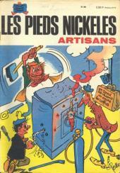Les pieds Nickelés (3e série) (1946-1988) -80- Les Pieds Nickelés artisans
