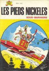 Les pieds Nickelés (3e série) (1946-1988) -84- Les Pieds Nickelés sous-mariniers