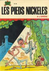 Les pieds Nickelés (3e série) (1946-1988) -94- Les Pieds Nickelés à l'Opéra