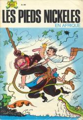 Les pieds Nickelés (3e série) (1946-1988) -96- Les Pieds Nickelés en Afrique