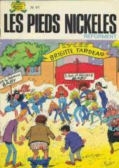Les pieds Nickelés (3e série) (1946-1988) -97- Les Pieds Nickelés réforment