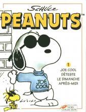 Peanuts -7- (Hors Collection) -1- Joe Cool déteste le dimanche après-midi