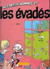 Les petits hommes (Soleil/Jourdan) -3a- Les évadés