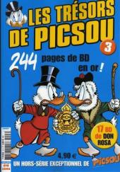 Picsou Magazine Hors-Série -3- Les trésors de Picsou