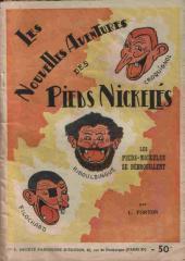 Les pieds Nickelés (3e série) (1946-1988) -1- Les Pieds Nickelés se débrouillent