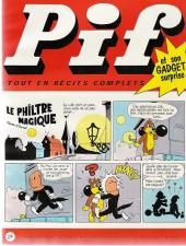 Pif (Gadget) -2- Numéro 2
