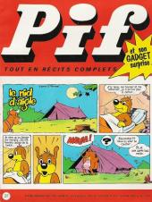Pif (Gadget) -4- Numéro 4