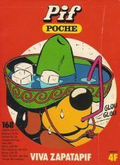 Pif Poche -168- Viva Zapatapif