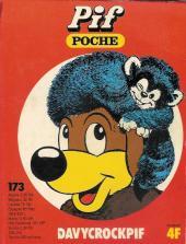 Pif Poche -173- Davycrockpif