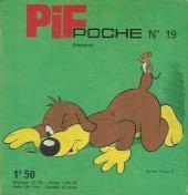 Pif Poche -19- Pif poche n°19