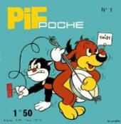 Pif Poche -1- Pif Poche n°1
