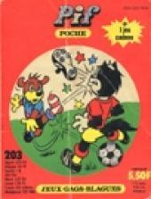 Pif Poche -203- Le Mundial
